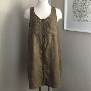 🆕 Listing!  Nicole Miller | Linen Dress